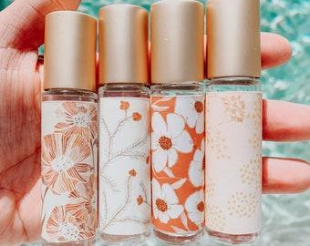 Floral BOHO Roller LABELS!