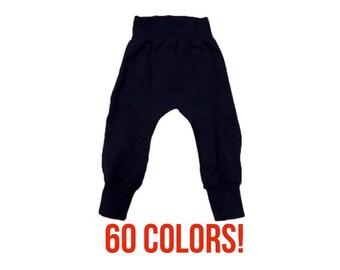 db307d222873 Solid Harem Pants (Baby Harem Pants