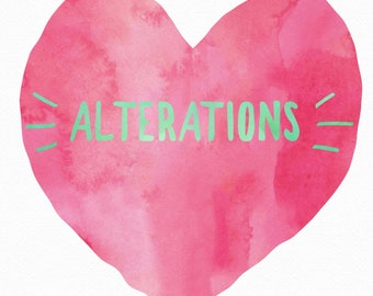 Approved Alterations Listing
