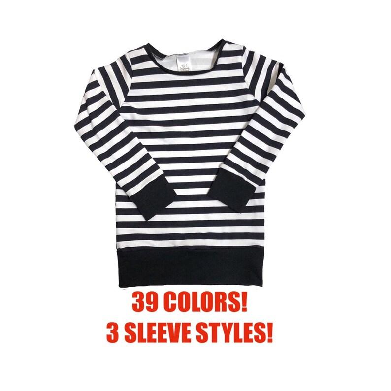 390b05bd50d6 Striped Tee Baby Tee toddler Tee Girls Tee newborn Tee | Etsy
