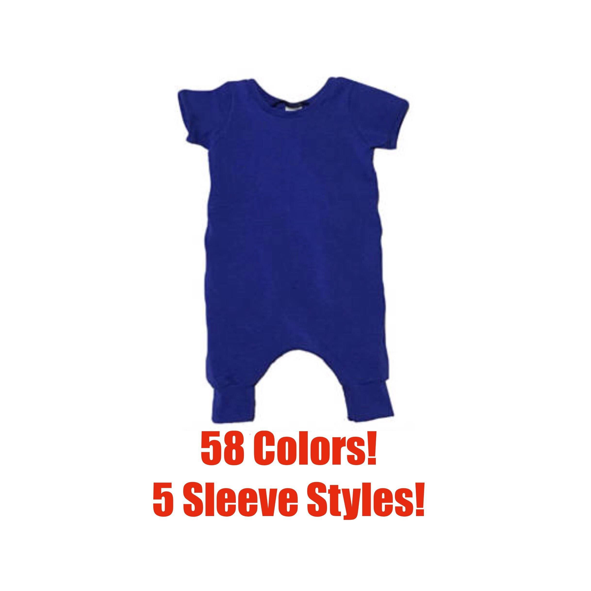 bbe0bc39f82f Solid Pant Romper Solid Romper Baby Romper Toddler Romper