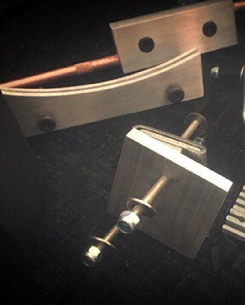 V Haken Aus Metall Ion Endkappe S Hakenkabel Klemme Etsy