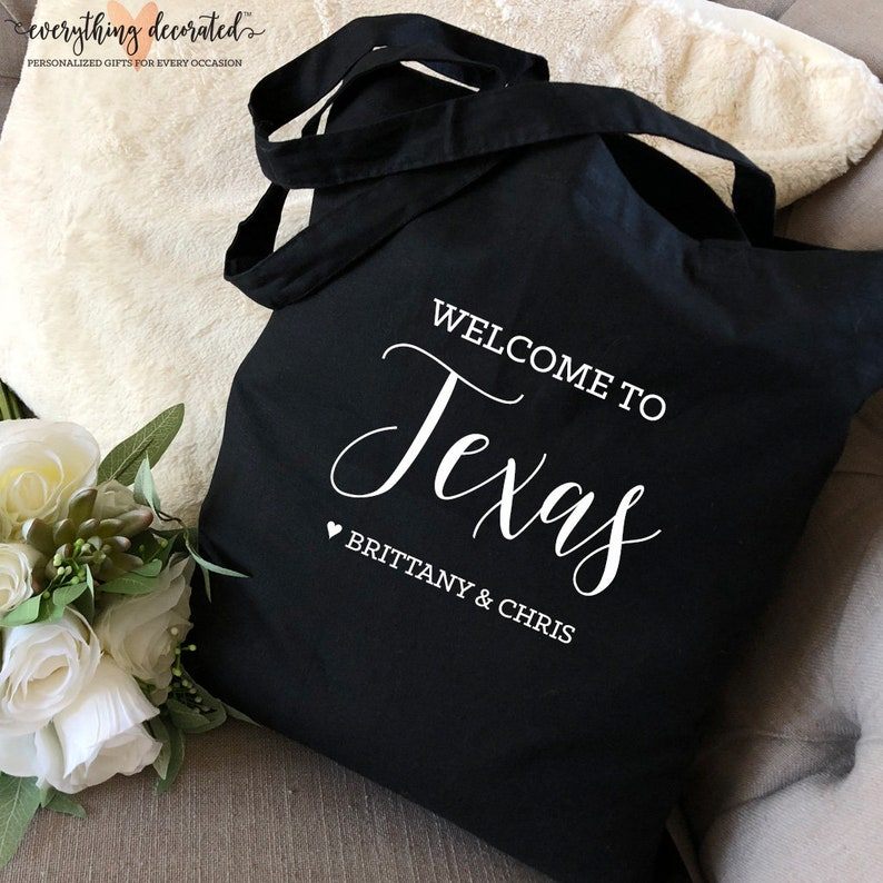 Welcome Bags Wedding Welcome Bags Wedding Bag Personalized Wedding Welcome Bags Out of Town Welcome Bags