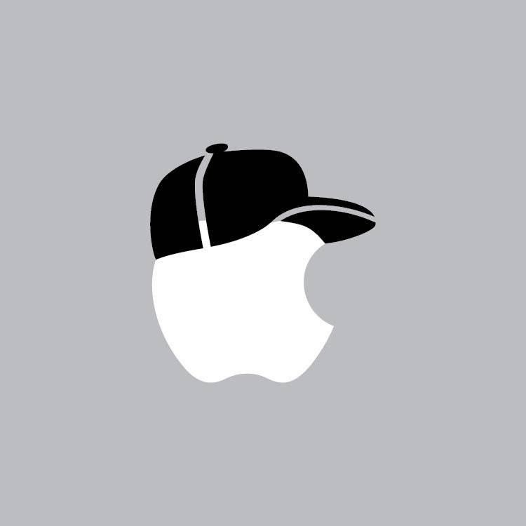 Baseball Cap - Mac Apple Logo Cover Laptop Vinyl Decal Sticker Macbook  Unique Sports Hat 43da54f772b