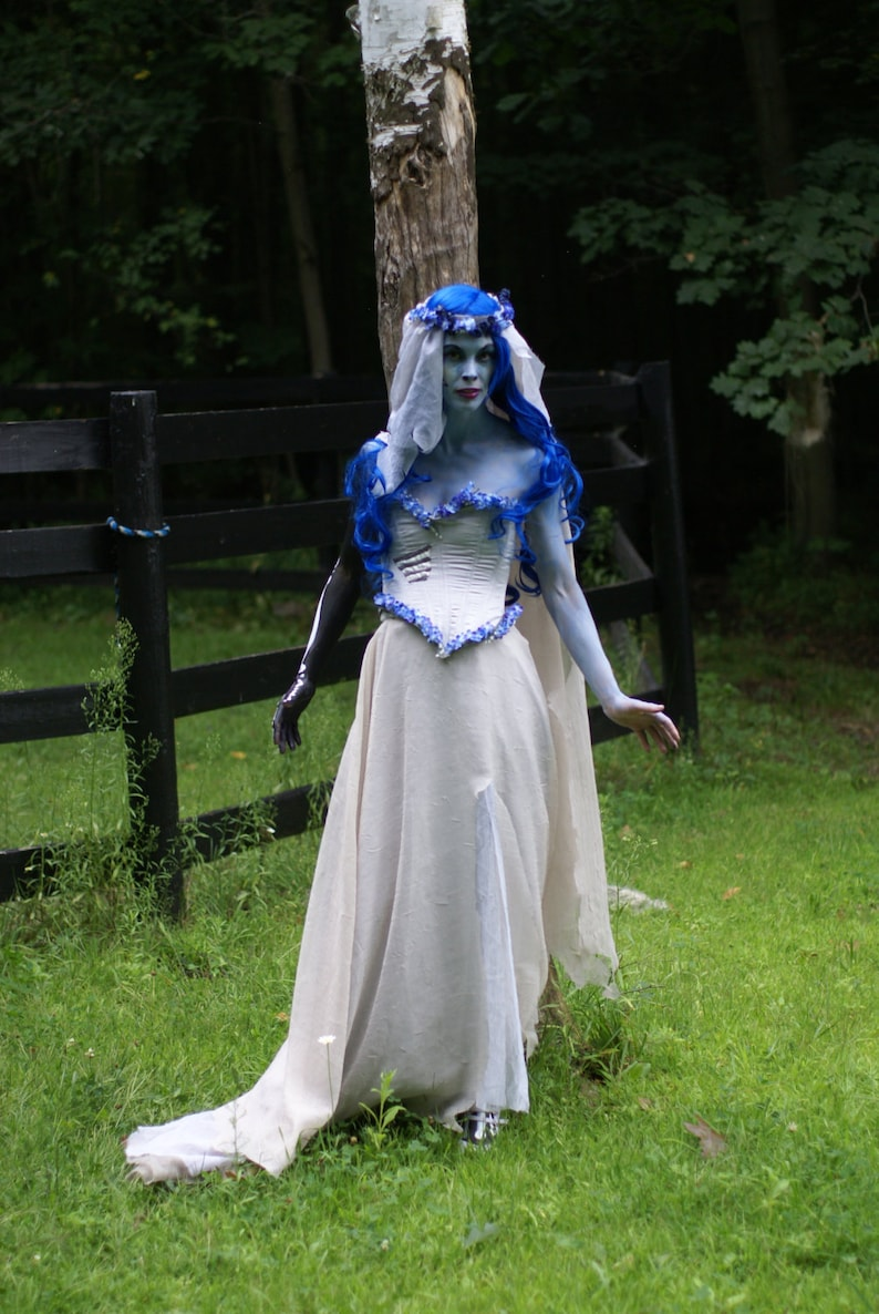 Tim Burton Corpse Bride Inspired costume image 0