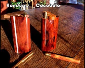 The Perfect Gift- the finest dugout and one hitter pipe ever!