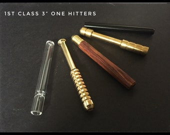 """1st Class 3"""" One Hitters-"""