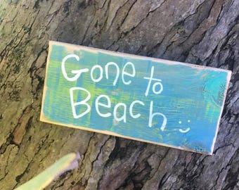 Gone to Beach - Aloha Tommy