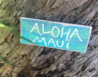 Aloha Maui - Aloha Tommy
