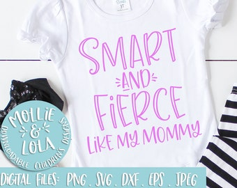 Mommy Is My Personal Stylist Svg Girl S Downloadable Etsy