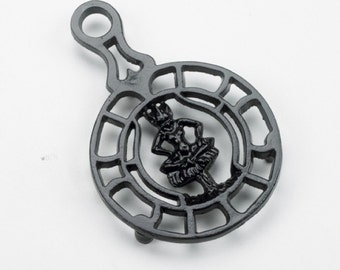 Cornish Pixie Cast Iron Trivet