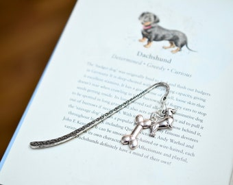 Sausage Dog (dachshund) Bookmark