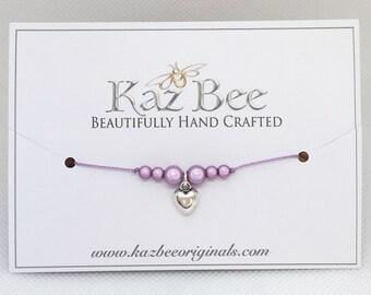 Wish Style, Friendship Bracelet - Fully Adjustable