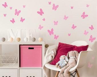 Pareti Cameretta A Pois : Come decorare le pareti di casa u idealista news