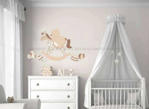 Adesivi murali bambini Wall decals Baby Wall stickers | Etsy