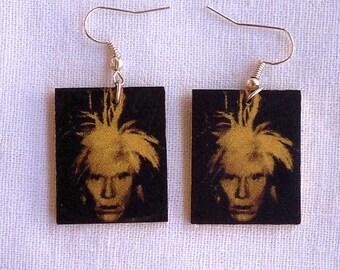 Andy Warhol Earrings