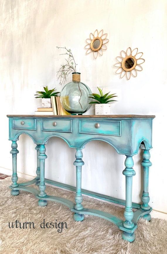 Peachy Coastal Sofa Table Boho Style Entryway Cabinet Gmtry Best Dining Table And Chair Ideas Images Gmtryco