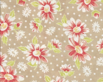 California Girl by Fig Tree for Moda 20180-17  Priced and sold  in continuous half yard increments cut from the bolt