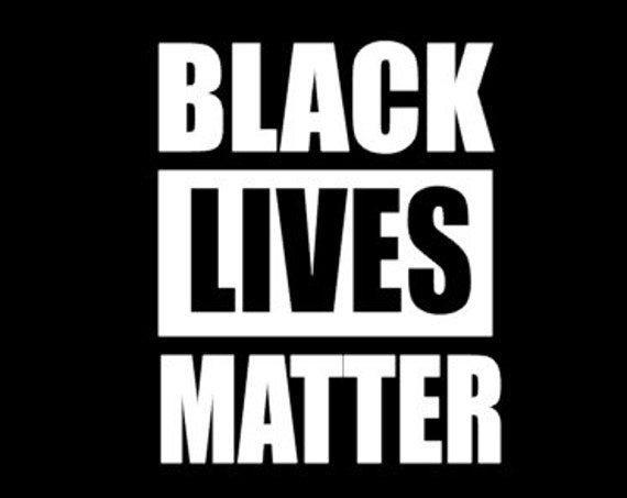 Free Shipping-Black Lives Matter, All Lives Matter, Pray for Dallas, Yeti decal, car decal, #blacklivesmatter, black lives matter car decal