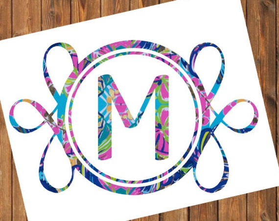 Free Shipping-Monogram Mailbox Cup Decal Personalized,Yeti Rambler, RTIC SIC Corkcicle, Laptop,Monogram Sticker, Engagement, First Last Name