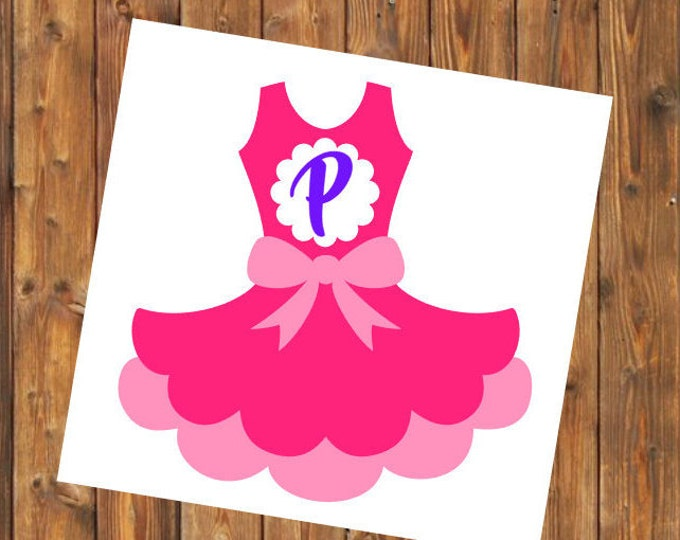 Free Shipping-Ballet, Ballerina, Princess, Tutu, Personalized Yeti Water Bottle Tumbler Cup Decal Sticker, Cheerleader Dance Class Ruffles