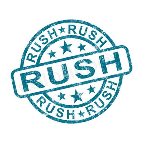 Rush My Order Add-On