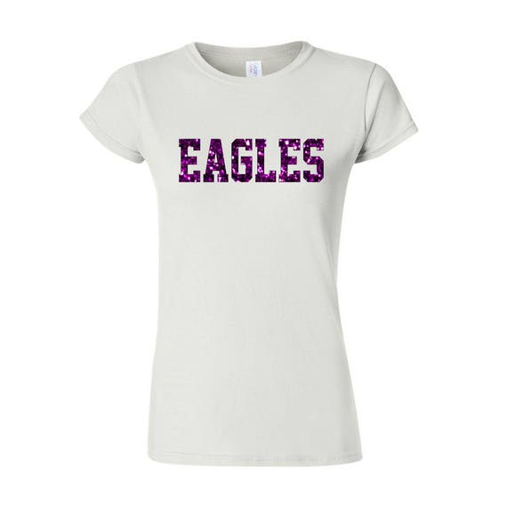 55d81d2e9 Team Glitter Name Shirt Customizable with your team or school