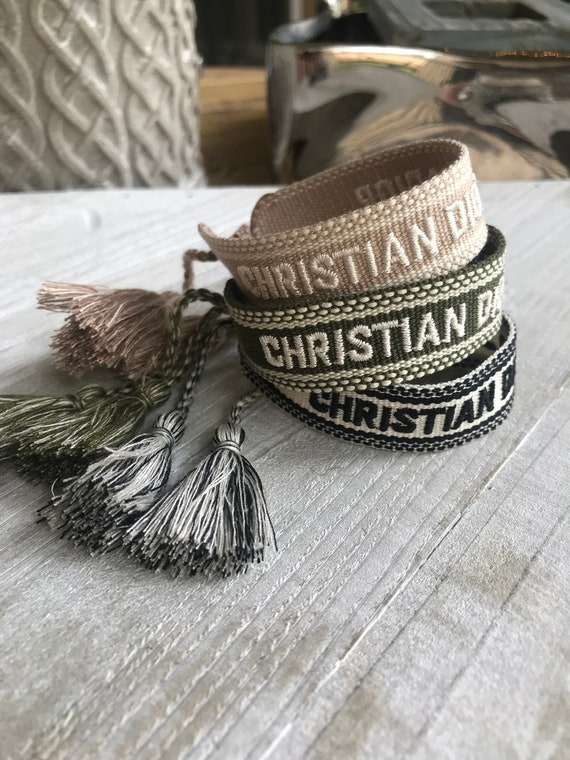 Woven Bracelet, Trendy Woven Bracelet, Friendship Bracelet by Etsy