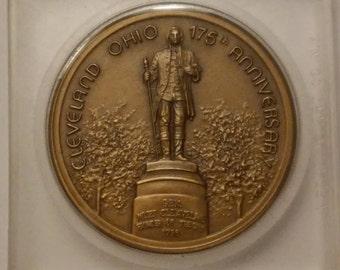 1971 175th Anniversary Cleveland Ohio Commemorative Medal
