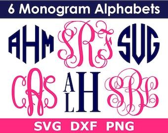 monogram svg