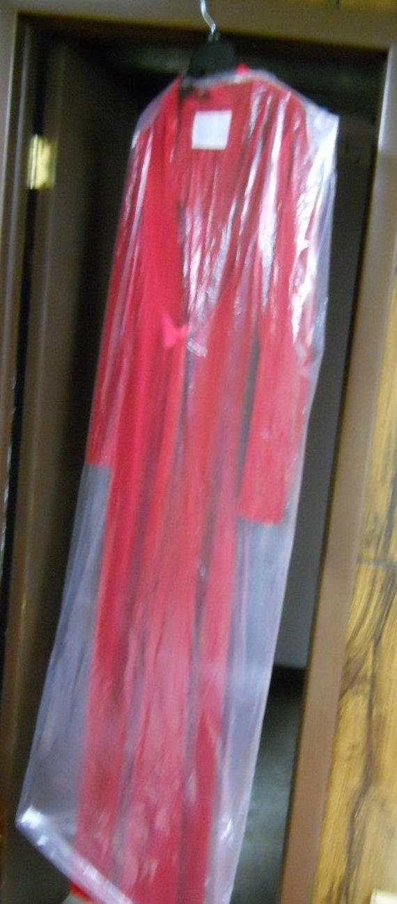 Distinctly Evelyn Pearson Velvet Robe