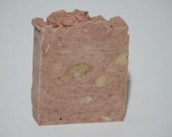 Maple Nut Fudge Soap