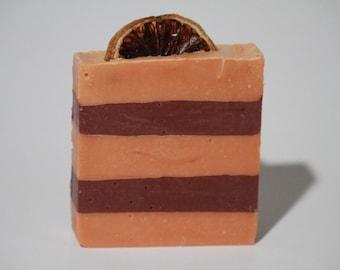 Crandberry Orange Soap
