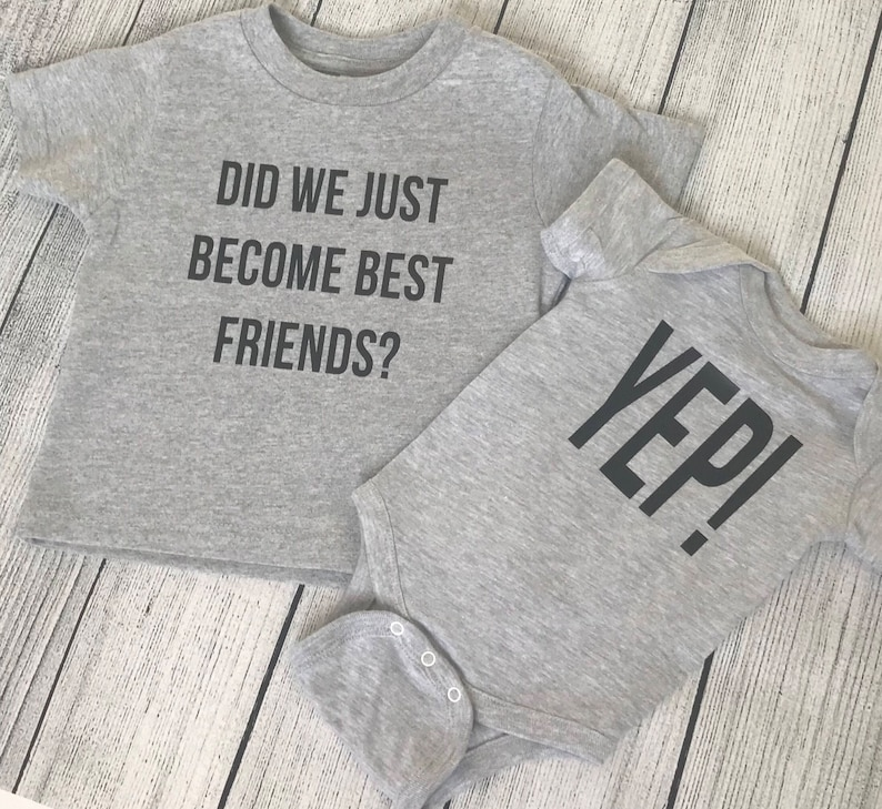 Did We Just Become Best Friends Yep Step Brothers Quote Etsy