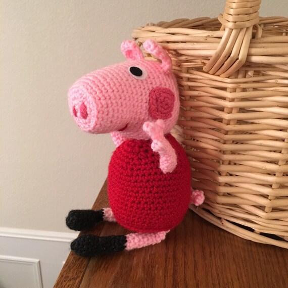 Häkeln Peppa Pig Etsy