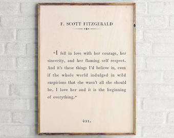 Zelda Fitzgerald Etsy