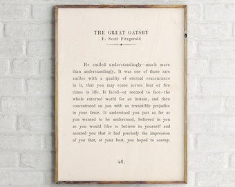 The Great Gatsby Book Txt