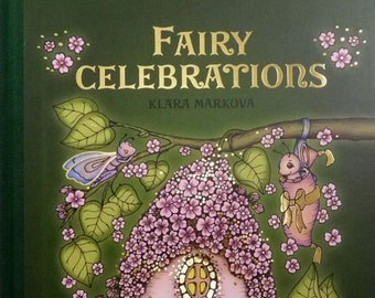 Fairy Celebrations by Klara markova