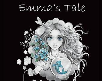 Pre-Order: Emma's Tale Inktober2020 by Grazia salvo