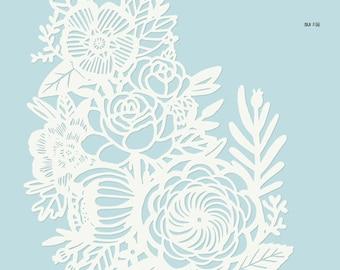 Paper garden -korean book