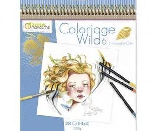 Pre-order : Coloriage wild 6