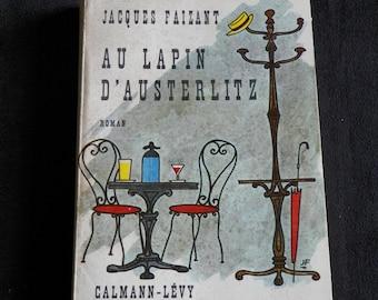 Jacques FAIZANT rabbit of Austerlitz 1962