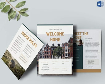 Airbnb Template Etsy