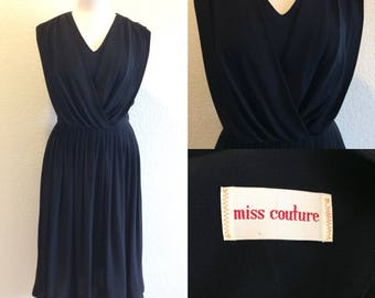 1950s - 1960s little black dress!