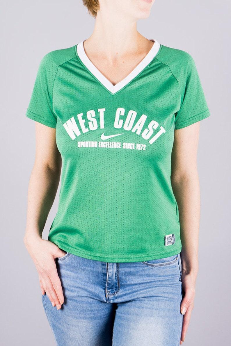 4f53f8ee8 Vintage Nike T-Shirt 90's T-Shirt by Nike sports shirt | Etsy