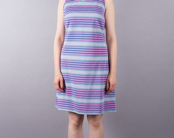 Striped vintage dress - Kiki