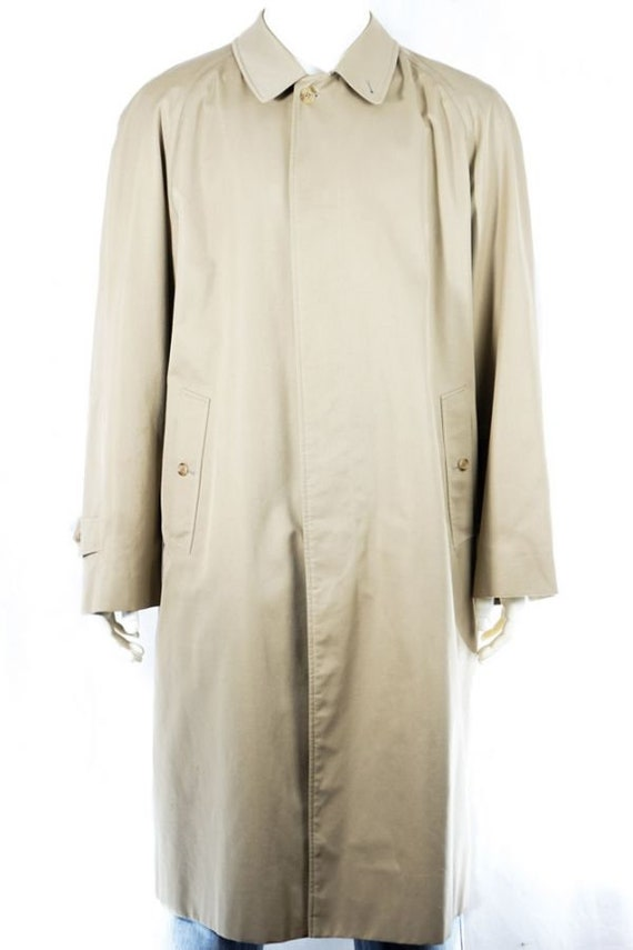 Vintage Burberry Trench Coat -XL- Beige Designer C