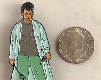 Burbs inspired Ray Peterson enamel pin