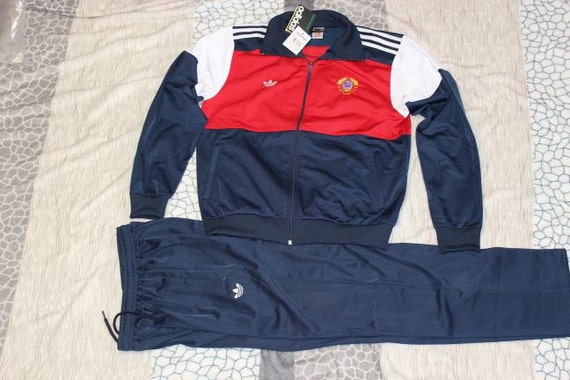 Vintage ADIDAS USSR ,L, new with labels it is made in Austria In an original package
