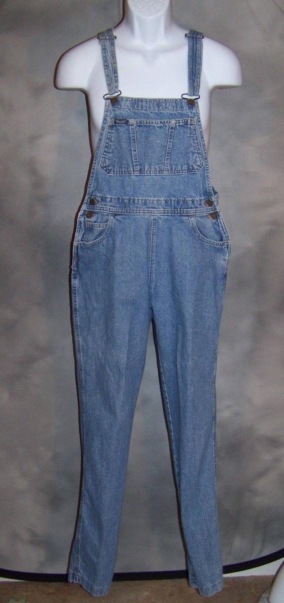 Vintage Wrangler Denim jeans Coveralls Overalls C… - image 2